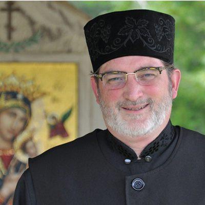 Father Deacon Daniel Dozier