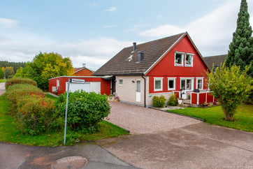 Hus Bostad Villa