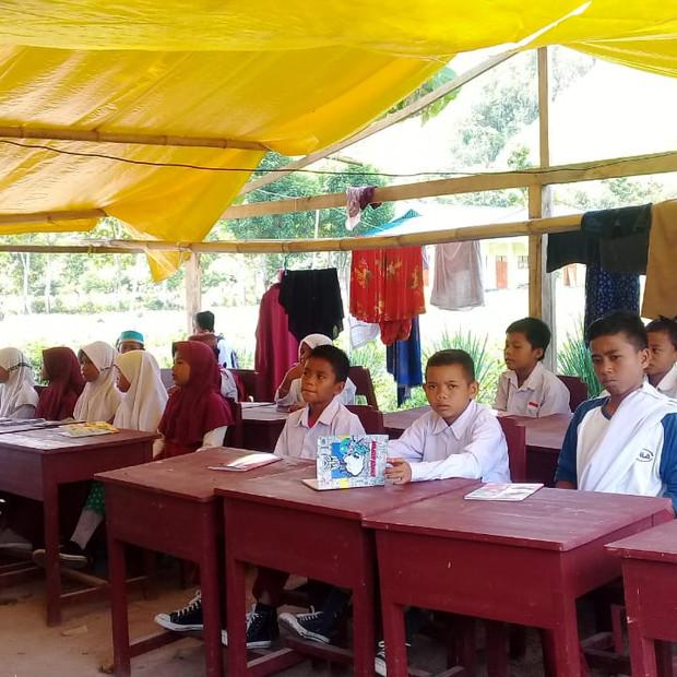 Tsunami School Support
