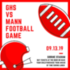 GHS V MANN Football game.png