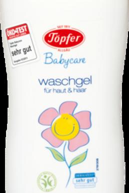Töpfer Waschgel Babycare, 200 ml