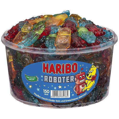HARIBO Roboter, Dose mit 150 Stk.
