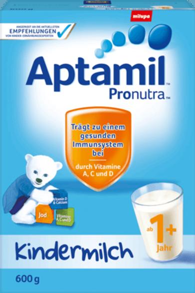 Aptamil Kindermilch ab 1 Jahr, 0,6 kg