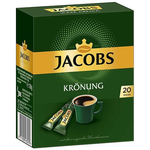 Jacobs Krönung Instant-Kaffee Sticks 20er