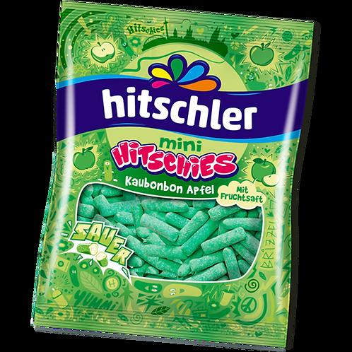 Hitschler mini Hitschies Kaubonbon Apfel, Beutel 125 Gramm