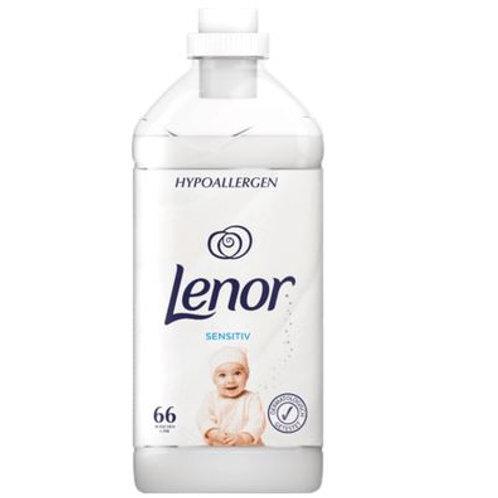 Lenor Softener Sensitive Hypoallergenic Pure Care 66 Wl, 1.98 l