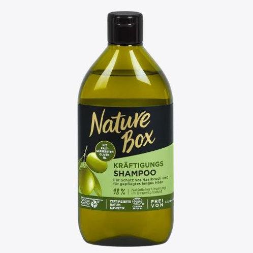 Nature Box Shampoo Oliven-Oel, 385 ml
