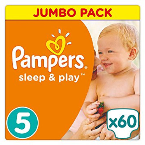 Pampers Sleep and Play 5 Junior