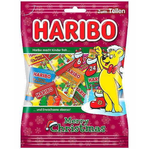 HARIBO Merry Christmas Minis, Beutel 250g