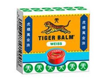 Weisse Tiger Balm Creme 4g