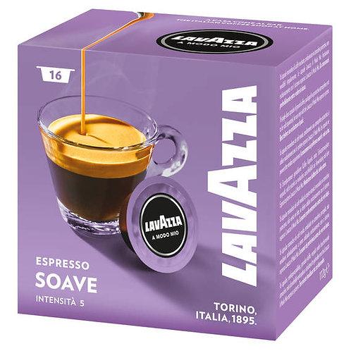 LAVAZZA® A Modo Mio kompatible Kapsel Espresso Soave