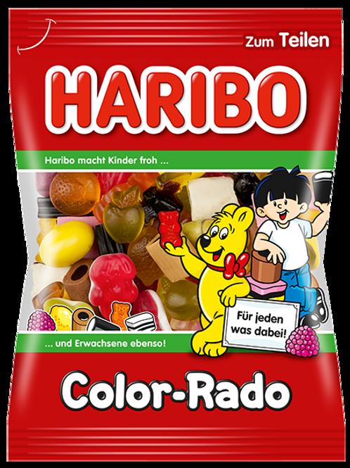 Haribo COLOR-RADO, Beutel 200g