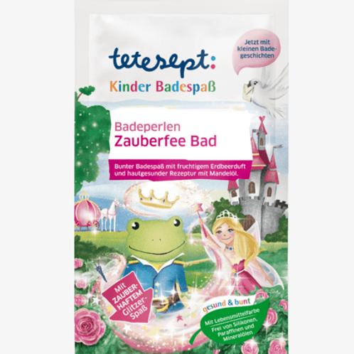 Tetesept Badezusatz Kinder Badespass Zauberfee Bad, 60 g