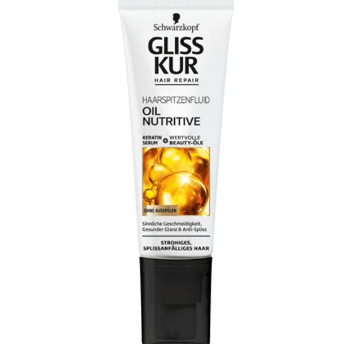 Gliss Kur Haarspitzenfluid Oil Nutritive, 50 ml