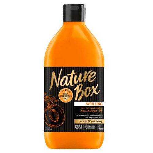 Nature Box Spülung Aprikose, 385 ml