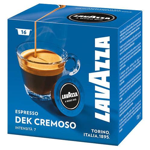 LAVAZZA® A Modo Mio kompatible Kapsel Espresso Dekaffeinato Cremoso