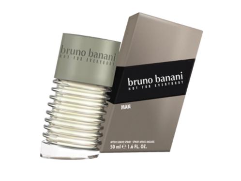 Bruno Banani After Shave Man, 50 ml