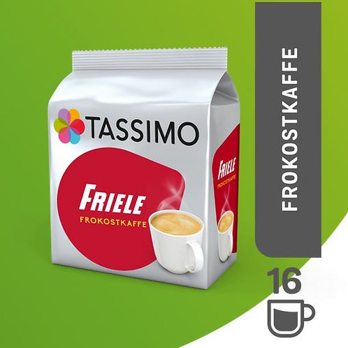 Jacobs Caffé Friele Breakfast Coffee System TASSIMO