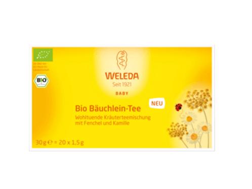 Weleda Bio Bäuchlein-Tee, 30 g