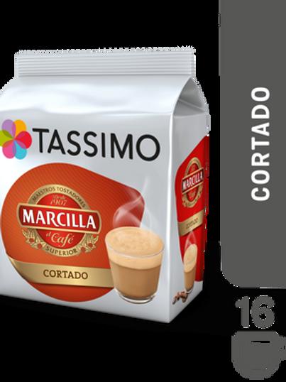 Jacobs Caffé Marcilla Cortado System TASSIMO