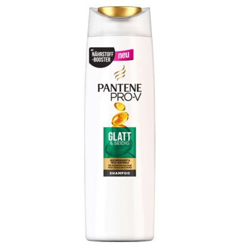 PANTENE PRO-V Shampoo Glatt&Seidig, 300 ml