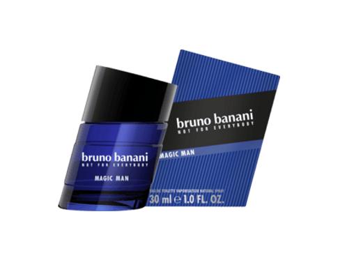 Bruno Banani Eau de Toilette Magic Man, 30 ml