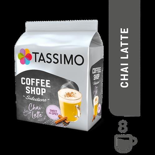 Coffee Shop Chai Latte System TASSIMO