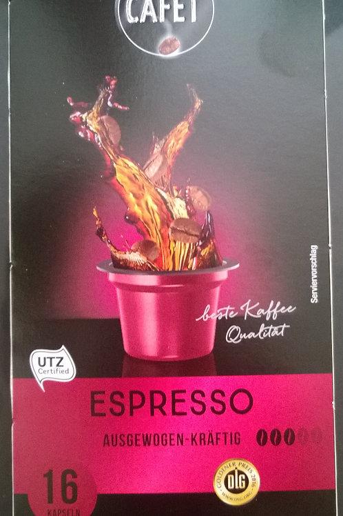 DELIZIO® Kompatible Kapsel CAFET *ESPRESSO*