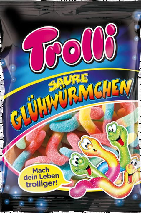 Trolli SAURE GLÜHWÜRMCHEN 200g