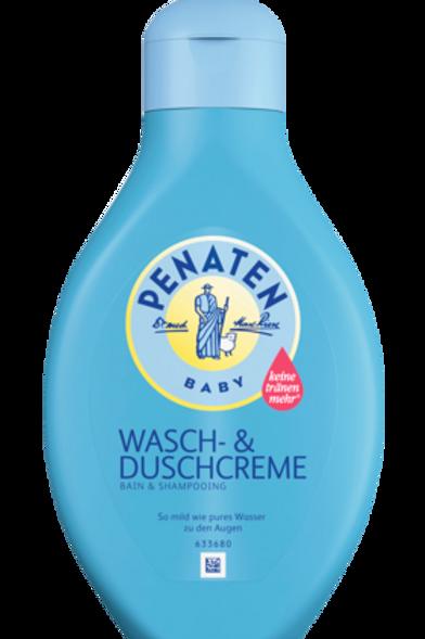 Penaten Wasch- & Duschcreme, 0,4 l