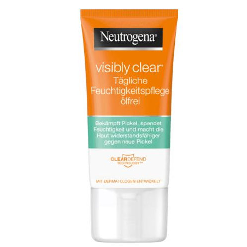 Neutrogena Tagespflege Visibly Clear Anti Pickel, 50 ml