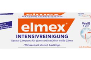 Elmex Zahnpasta Intensivreinigung, 50 ml