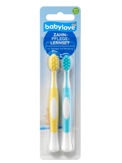 Babylove Zahnpflege-Lernset, 2 St