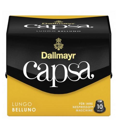 Nespresso® Kompatible Kapsel von Dallmayr Capsa Lungo Belluno