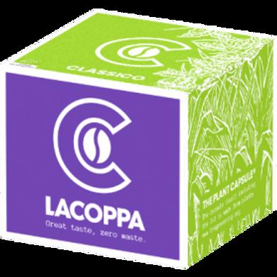 NESPRESSO® Kompatible Kapsel LACOPPA CLASSICO BIO (Kompostierbar)