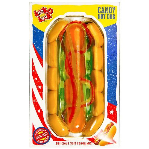 Look-O-Look Candy Hot Dog 100g