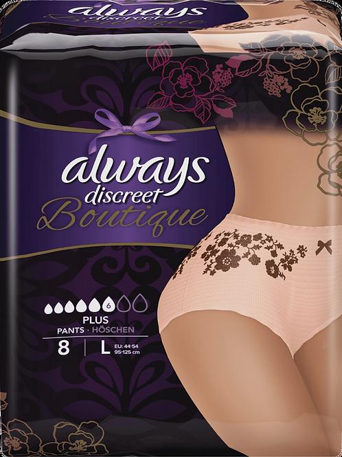 always discreet Boutique Pants Gr. L, 8 St
