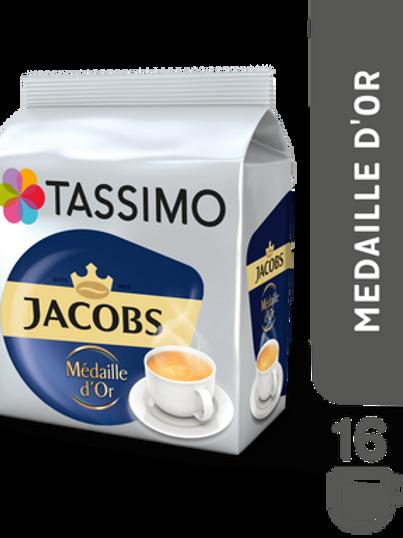 Jacobs Caffé Medaille D'Or System TASSIMO