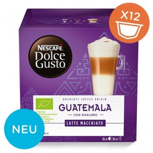 NESCAFÉ® Dolce Gusto® Bio Latte Macchiato Guatemala 12 Kapseln