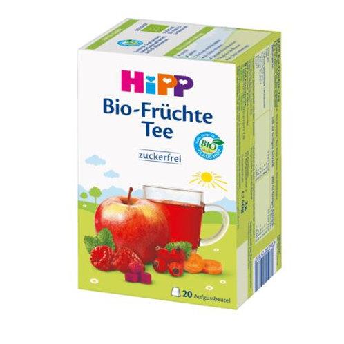 Hipp Babytee Bio-Früchte, 20x2g, 40 g