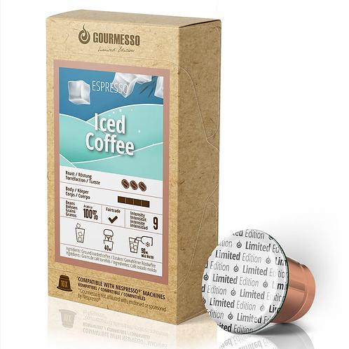 Nespresso® kompatible kompostierbare Kapsel GOURMESSO Iced Coffee
