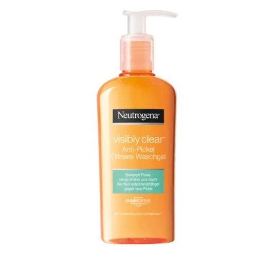 Neutrogena Gesichts Waschgel Visibly Clear Ölfrei, 200 ml
