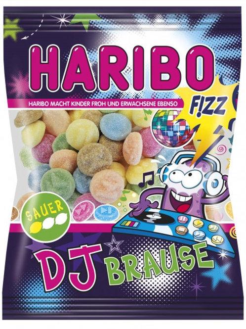 Haribo Fizz DJ Brause Sauer, Beutel 175 gramm
