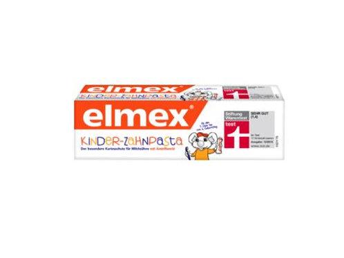 Elmex Zahnpasta Kinder, 50 ml bis 6j