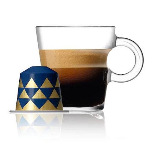 """Nespresso Original Kaffeekapsel  Limited Editions """"Il Caffè"""" Black"""