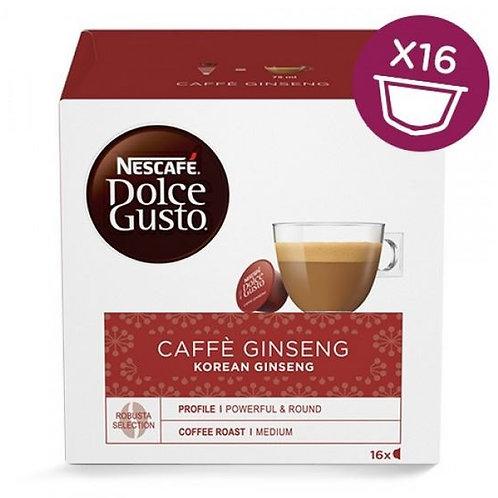 Dolce Gusto Kapsel von Nescafé Cafe Ginseng