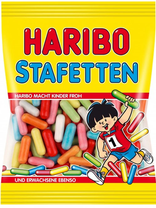 HARIBO Lakritz Stafetten 175g