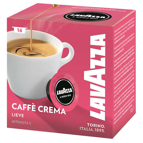 LAVAZZA® A Modo Mio kompatible Kapsel Caffé Crema Lieve