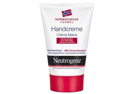 Neutrogena Handcreme unparfümiert Norwegische Formel, 50 ml