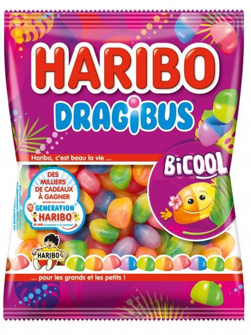 Haribo DRAGIBUS BiCOOL